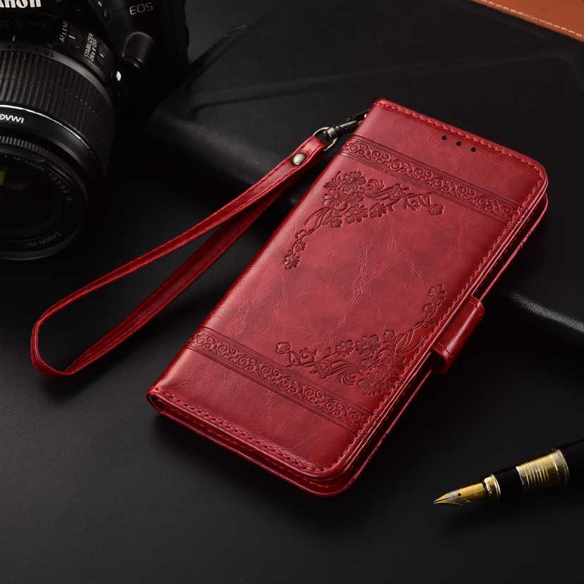 Чехол-портмоне для samsung Galaxy A6 A7 A8 A9 S8 S9 S10 S10e 5G J4 J6 плюс крышка для samsung Galaxy M10 M20 M30 плотный чехол