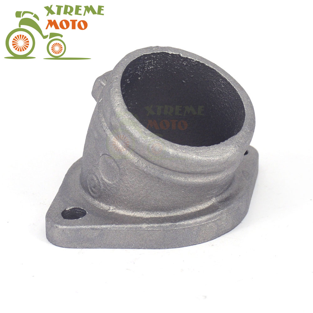 Motorcycle Air Intake Pipe Manifold Connecting For ZS177MM ...