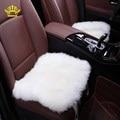 1pc cushion pad for car-covers,Natural fur Australian sheepskin car seat cover,universal size,for car lada  granta lada kalina