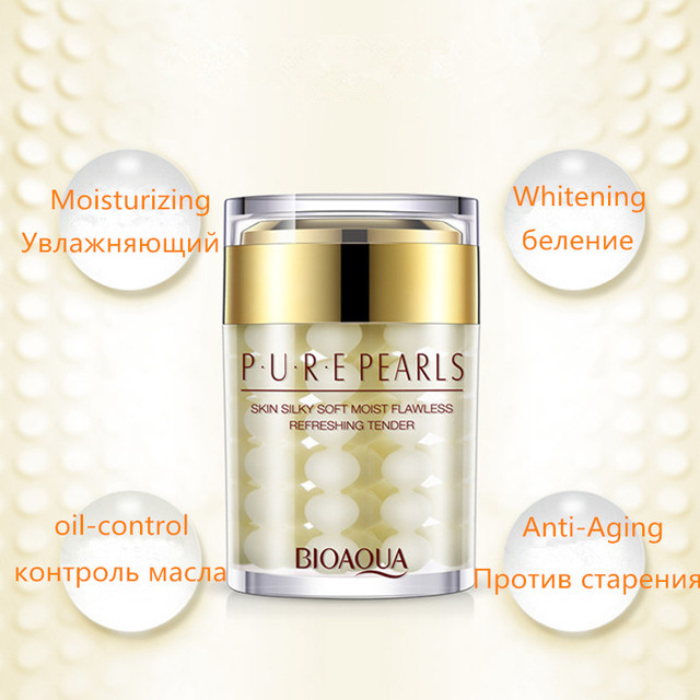 Pure Pearls Face Day Cream 3