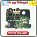100% Working Laptop Motherboard for asus F80 F80Q F80S X82S F80L X82Q X82L Series Mainboard,System Board