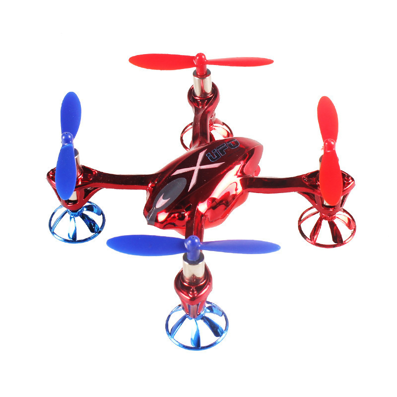 Four-axis aircraft genuine Weili V343 small four-rotor helicopter model airplane toys wholesale