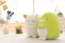 Sumikko Gurashi Plush – Tokage, Neko, Penguin, Shirokuma-SALE