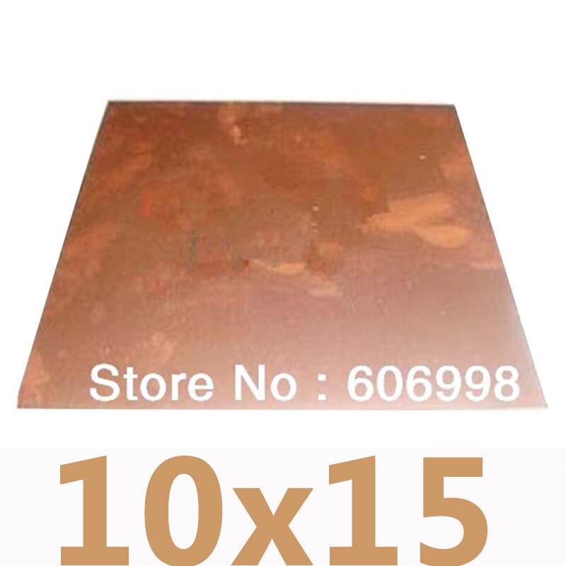 10*15CM de doble cara de cobre revestido de fibra de vidrio PCB tablero de espesor 1,5 MM placa de circuito Universal Jyrkior soporte de fijación de PCB placa base Plataforma de mantenimiento de soldadura para iPhone 5/5S/6/6 P/7/7 P/8/XR Reparación de soldadura