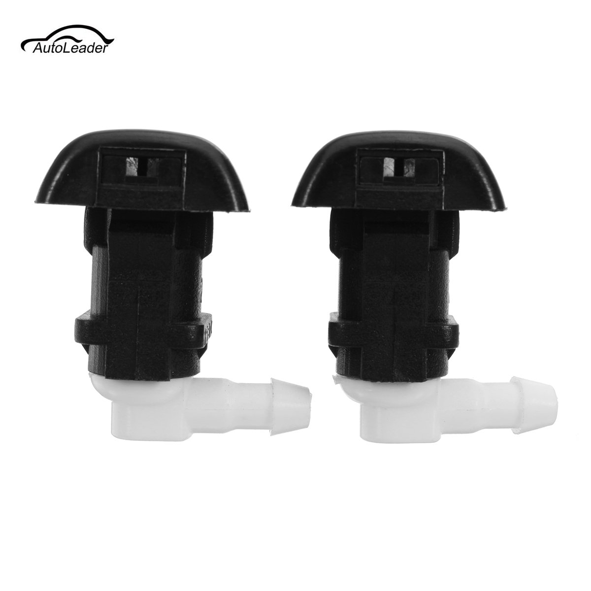 Cadillac Cts Windshield Replacement: 2Pcs Car Window Windshield Washer Spray Nozzle Wiper 15778747 For Cadillac SRX 2004 2009
