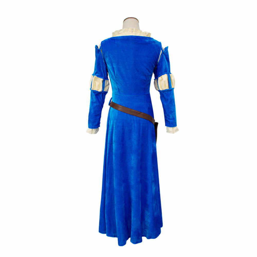 Detail Feedback Questions About Women Princess Merida Adult Costumes