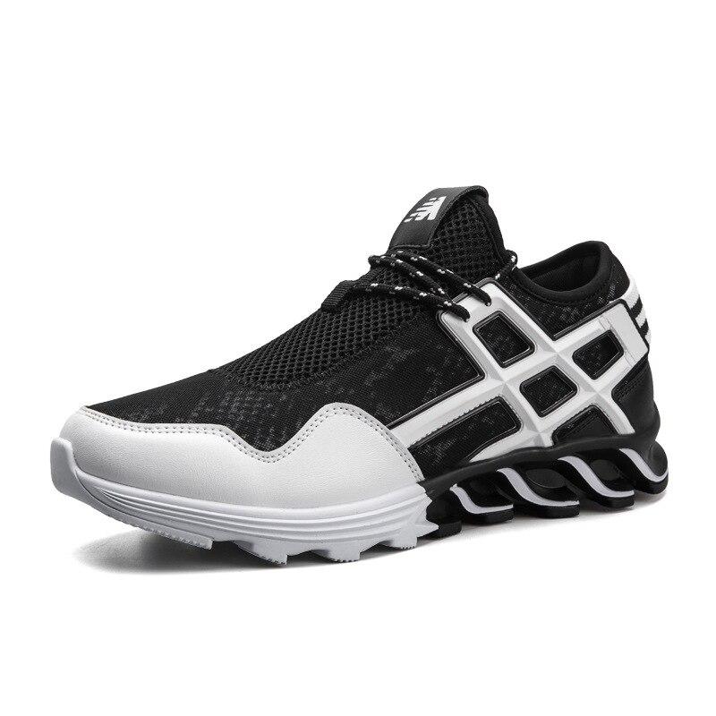Super Chaude respirant chaussures de course hommes sneakers rebond D'été en plein air sport chaussures Professionnel Formation chaussures Chaussures Hombre