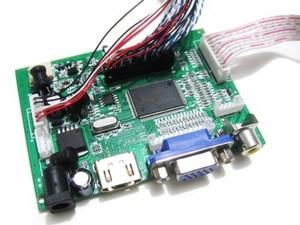 Image 2 - ملحقات حزم 10.1 شاشة الكريستال السائل شاشة TFT شاشات كريستال بلورية N101ICG L21 + عدة HDMI VGA المدخلات لوحة للقيادة لمعدات الرصد