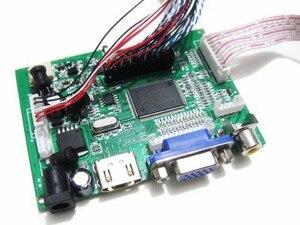 Image 2 - Accesorios para mechones 10,1 pantalla LCD Monitor LCD TFT + Kit HDMI VGA placa controladora de entrada para equipos de monitoreo