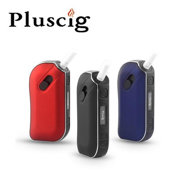 SMY Pluscig P2 светодиодный дисплей контроля температуры 1300 мАч батарея электронная сигарета вейп коробка Mob испаритель Совместимость с брендом/ikos stick