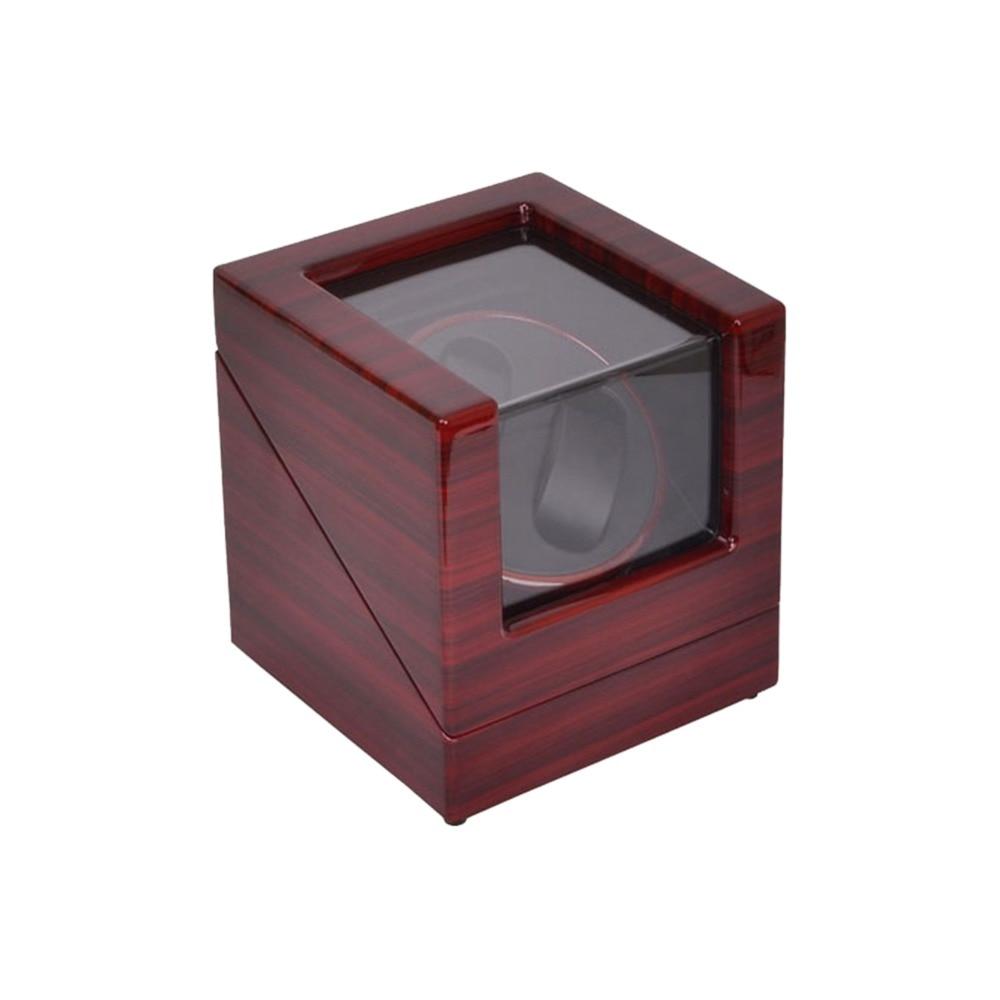 Urmărește Winder, LT Wood Rotation Automatic 2 + 0 Watch Box Winder - Accesorii ceasuri - Fotografie 6