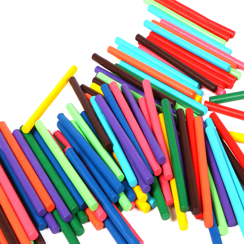 Math Toys Hospitable 100 Pcs/set Kids Wooden Montessori Toys For Children Educational Math Learning Preschool School Supplies Boys Girls Funny Games Online Discount Learning & Education