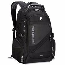men 17 inch computer laptop bagpack bag travel Men business backpacks teenagers bag School Students backpacks Travel backpack