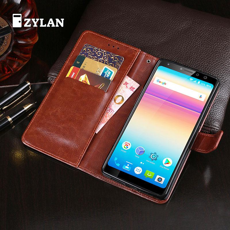 ZYLAN Coque Flip Case For <font><b>BQ</b></font> <font><b>BQ</b></font>-<font><b>5700L</b></font> <font><b>Space</b></font> <font><b>X</b></font> Leather Wallet Case For <font><b>BQ</b></font> <font><b>5700L</b></font> BQ5700L <font><b>Space</b></font> <font><b>X</b></font> Case Cover Case & FREE GIFT image