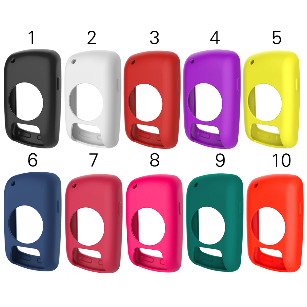 2017 Bike Bicycle Protective Silicone Rubber Case Cover for Garmin Edge 800/810 Cycling Computer