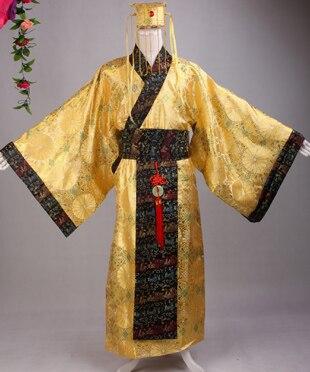 Tang Dynasty Clothing Men