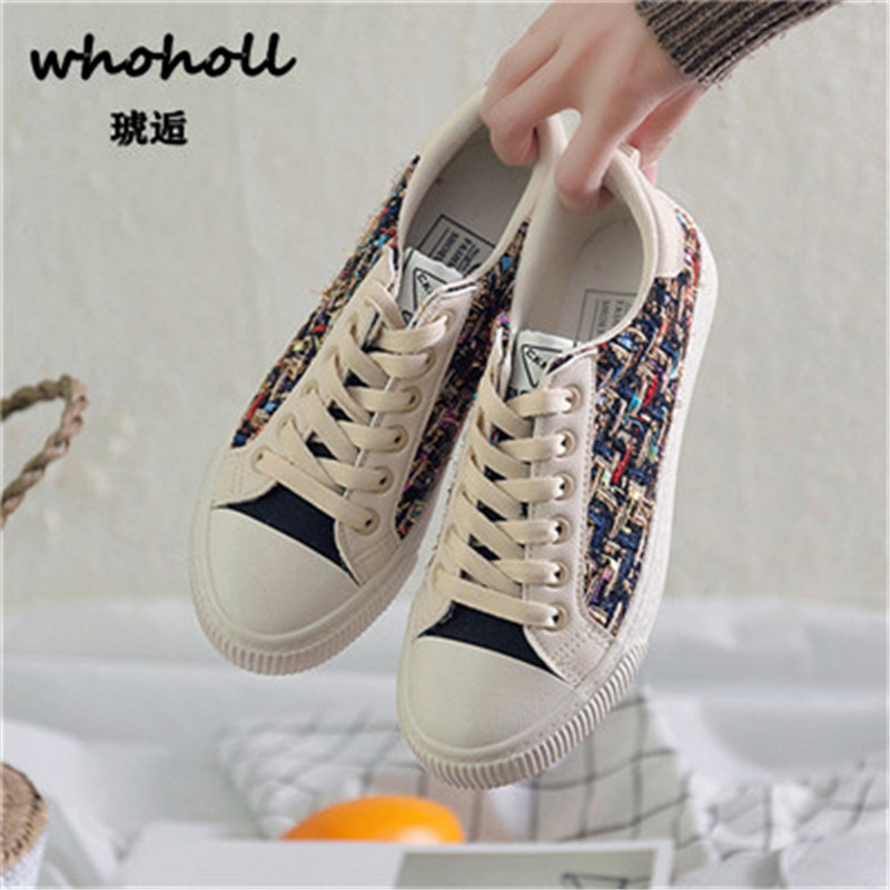 Whoholl 2018 Spring New Designer Wedges Pink Platform Sneakers Women  Vulcanize Shoes Tenis Feminino Casual Female Shoes Woman 9f26b2f0416a