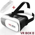 Vrbox VR BOX II 2.0 Виртуальной Реальности Очки 3D VR коробка Гарнитура Bluetooth Пульт дистанционного управления Google Картон Подходят 3.5-6 Дюймов телефон