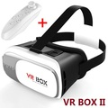 Vrbox VR BOX II 2.0 Virtual Reality Glasses 3D VR Box Headset Bluetooth Remote Controller Google Cardboard Fit 3.5-6 Inch Phone