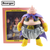 9 Dragon Ball Z Majin Boo Buu DOD Real Cloth ver. Boxed 22cm PVC Anime Action Figure Collection Model Doll Toys Gift