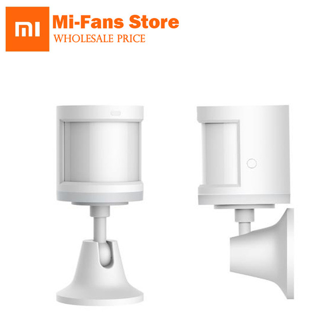 New Design Xiaomi Aqara Smart Body Sensor ZigBee Wireless Connection Built