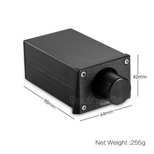 Image 4 - 2020 Nobsound High Precision Passive Preamp Volume Controller HiFi Pre Amplifiers Match Power Amplifiers Or Active Speakers
