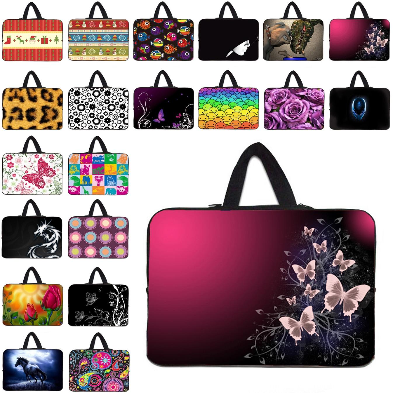 For Lenovo Yoga 11.6 Chuwi hi12 Sleeve Laptop Bag 12 Inch Women Handbag 11.6 12.2 12.1 Inch Zipper Notebook Cases Fashion 2017