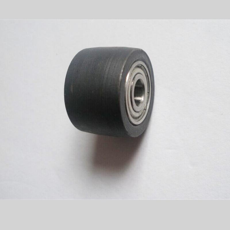 Accesorio de rodillo de rodamiento de acero frontal 10 mm 20 mm para - Accesorios para herramientas eléctricas - foto 2