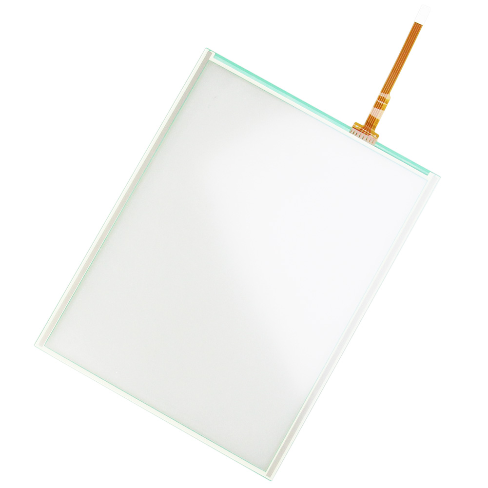 10pcs 8.4 inch 4 Wire Touch Screen Glass Panel N010-0556-X463/01 EDMGRF4KAF Digitizer Replacement Free Shipping new original 10 4 inch 4 wire touch screen glass n010 0554 t351