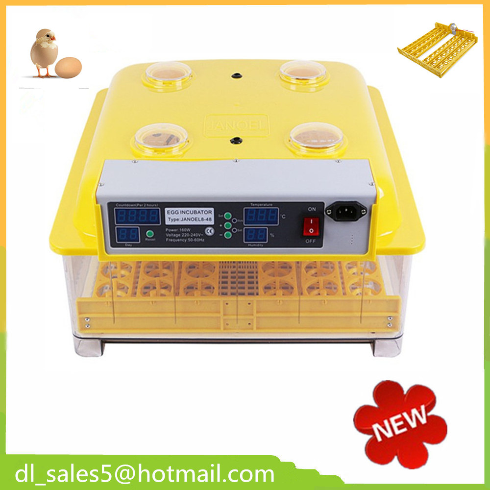 Fast ship from Germany ! Egg brooder incubator  Hatching Chicken Duck Quail Parrot Bird fast ship from germany cheap 48 egg incubator hatcher hatching machine for chicken duck quail parrot