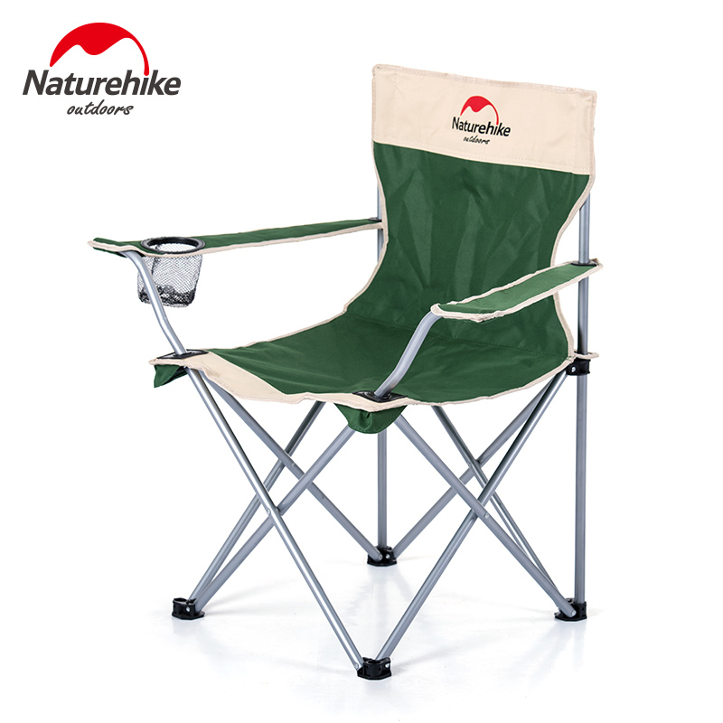 Naturehike Ultra Light Folding Fishing Chair Seat for Outdoor Camping Leisure Picnic Beach Chair Other Portable Fishing Tools portable chair seat outlife ultra light chair folding lightweight stool fishing camping hiking beach party picnic fishing tools