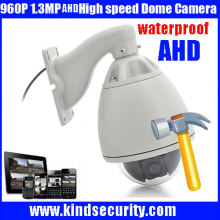 960P HD AHD  Camera Outdoor 36X Zoom 1.3MP AHD digital CCTV High Speed Dome Camera Support P2P Mobile Monitor