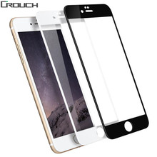 9H Glossy 3D Curved Carbon Fiber Soft Edge Tempered Glass For iPhone 6 6S 7 8 Plus Phone Screen Protector Film For iPhone 7 6 X