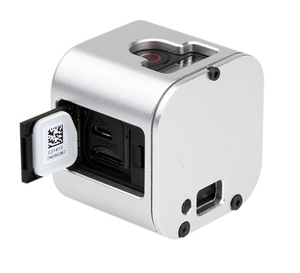 Image 5 - Go pro Camera accessories 2016 new Gopro Hero 4 Session Camera frame Aluminium Protective shell with Quick Buckle