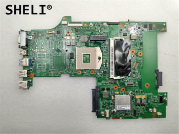 SHELI For Lenovo L530 Motherboard HM76 Integrated FRU: 04W3572