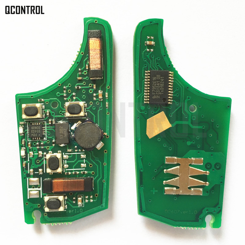 Image 5 - QCONTROL Car Smart Remote Key for Chevrolet 433MHz ID46 Chip Keyless go Comfort access-in Car Key from Automobiles & Motorcycles