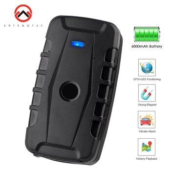 GPS Rastreador para Coche, dispositivo Localizador con alarma de caída, resistente al...