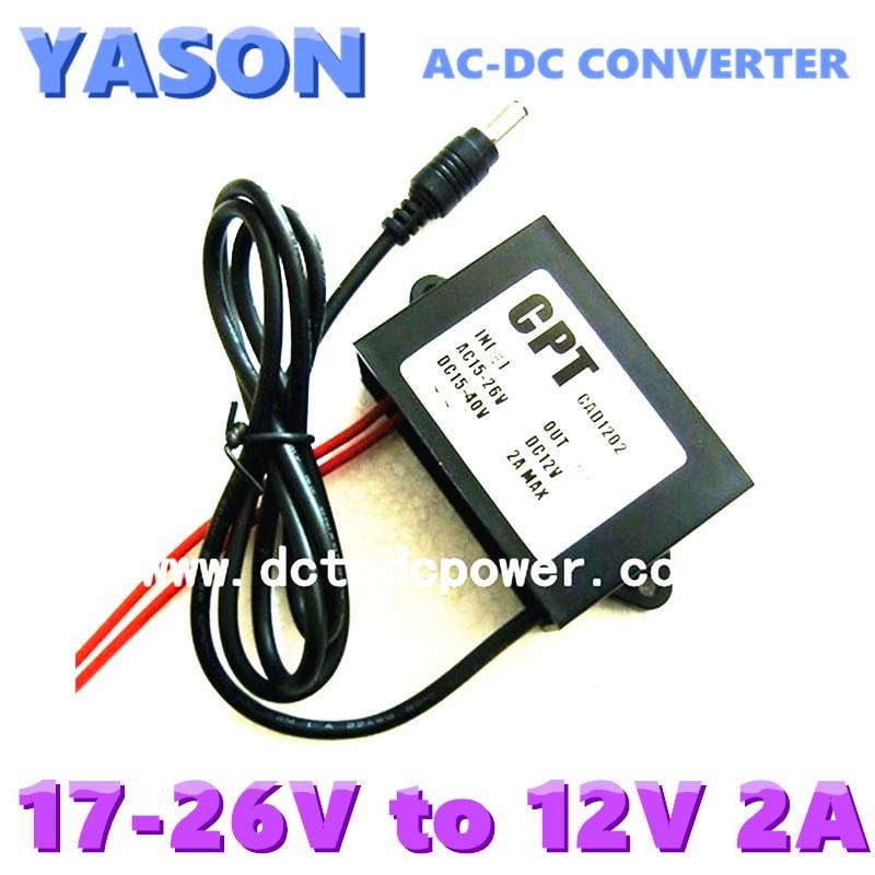 AC-DC convert AC(17-s
