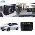 For  Honda auto FAN / New  Solar Power  Car Ventilation Fan/car window fan / Car Auto Cool Air Vent With Rubber Stripping /DIY