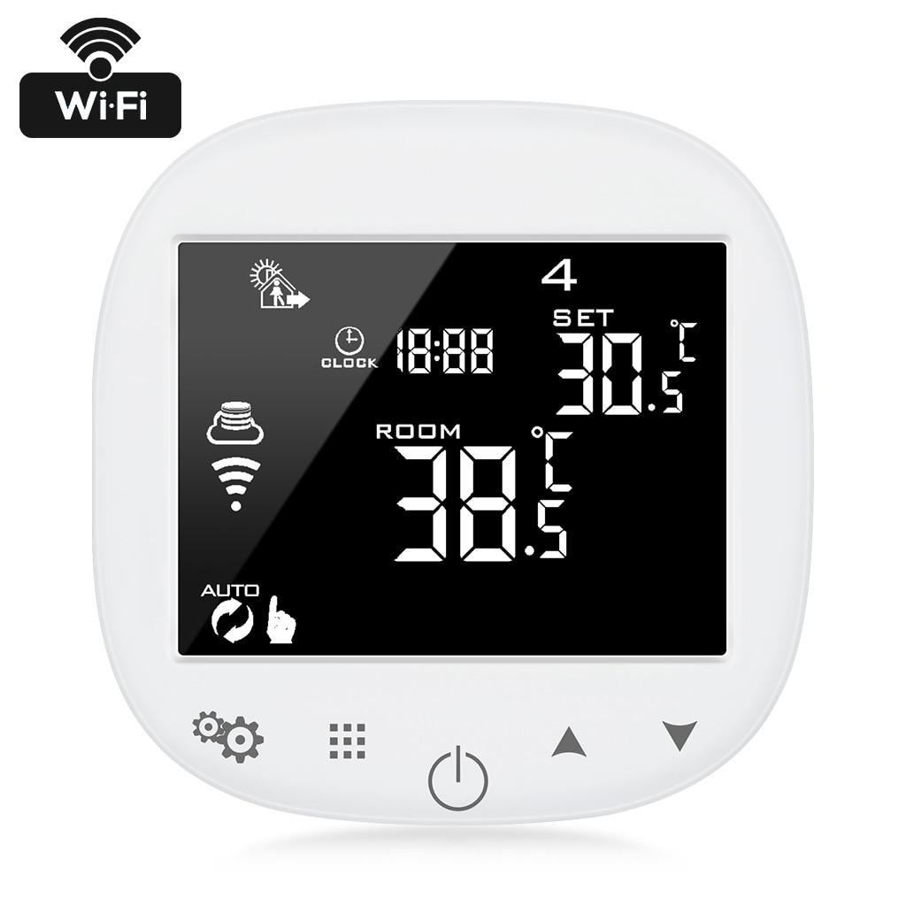 Wifi Underfloor Thermostat Room Temperature Regulator