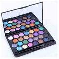 Nova Maquiagem Profissional 26 cores da Paleta Da sombra de Olho Brilhante Glitter Paletas de sombra Make up Kit Cosméticos Set