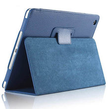 Funda de cuero para tablet PU con tapa suave mate carcasa para iPad Mini 4 para iPad Mini 4(China)
