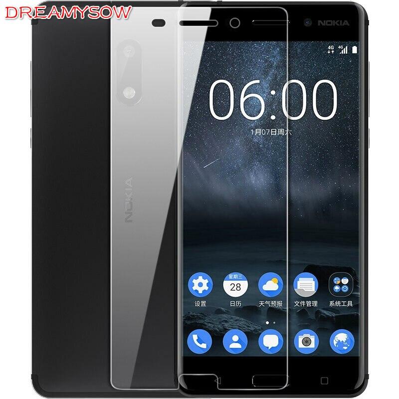 9H 2.5D Tempered Glass For Nokia 8 5 3 1 6 2018 Anti-Explosion Screen Protector Film For Nokia Lumia 535 640 532 650 620 XL 540 nokia 8 new 2018