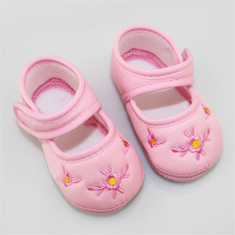 Baby Shoes Kids Cotton First Walkers Skid Proof Sapato Infantil Baby Girls Shoes Lovely Boys