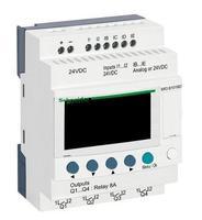PLC Modular Smart реле zelio logic 10 я о SR3B101BD 8A 24VDC