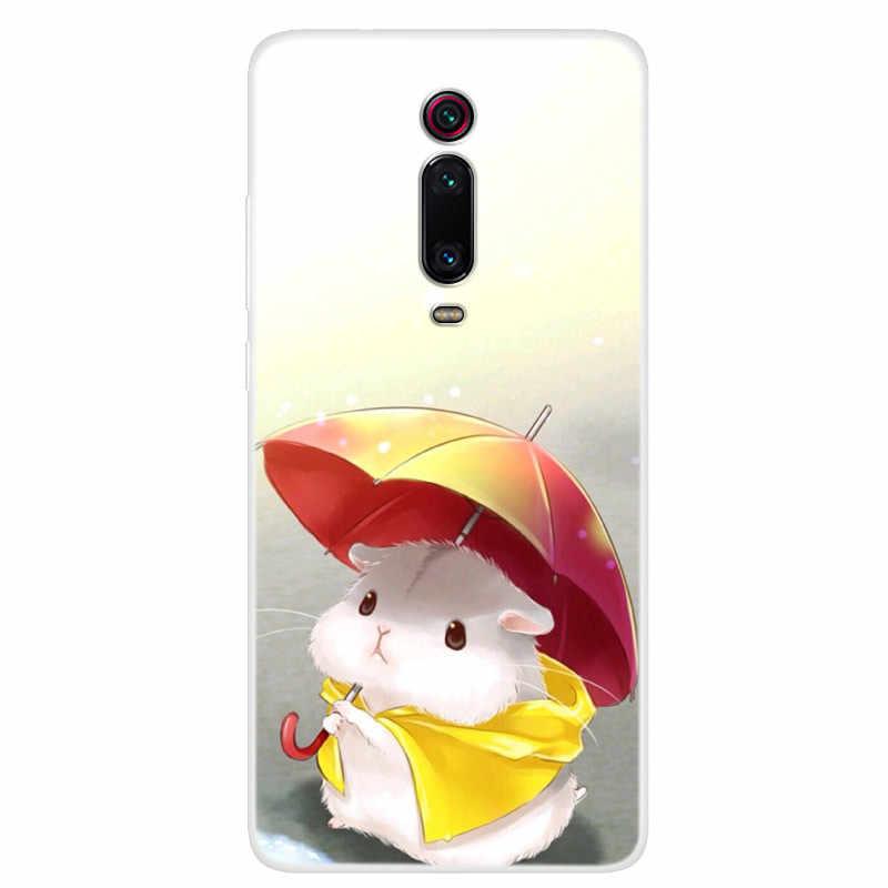 Чехол для Coque Xiaomi mi 9 T, силиконовый чехол с рисунком кота льва, мягкая задняя крышка для Xiaomi mi 9 T mi 9 T mi 9 T Pro, чехлы для телефонов