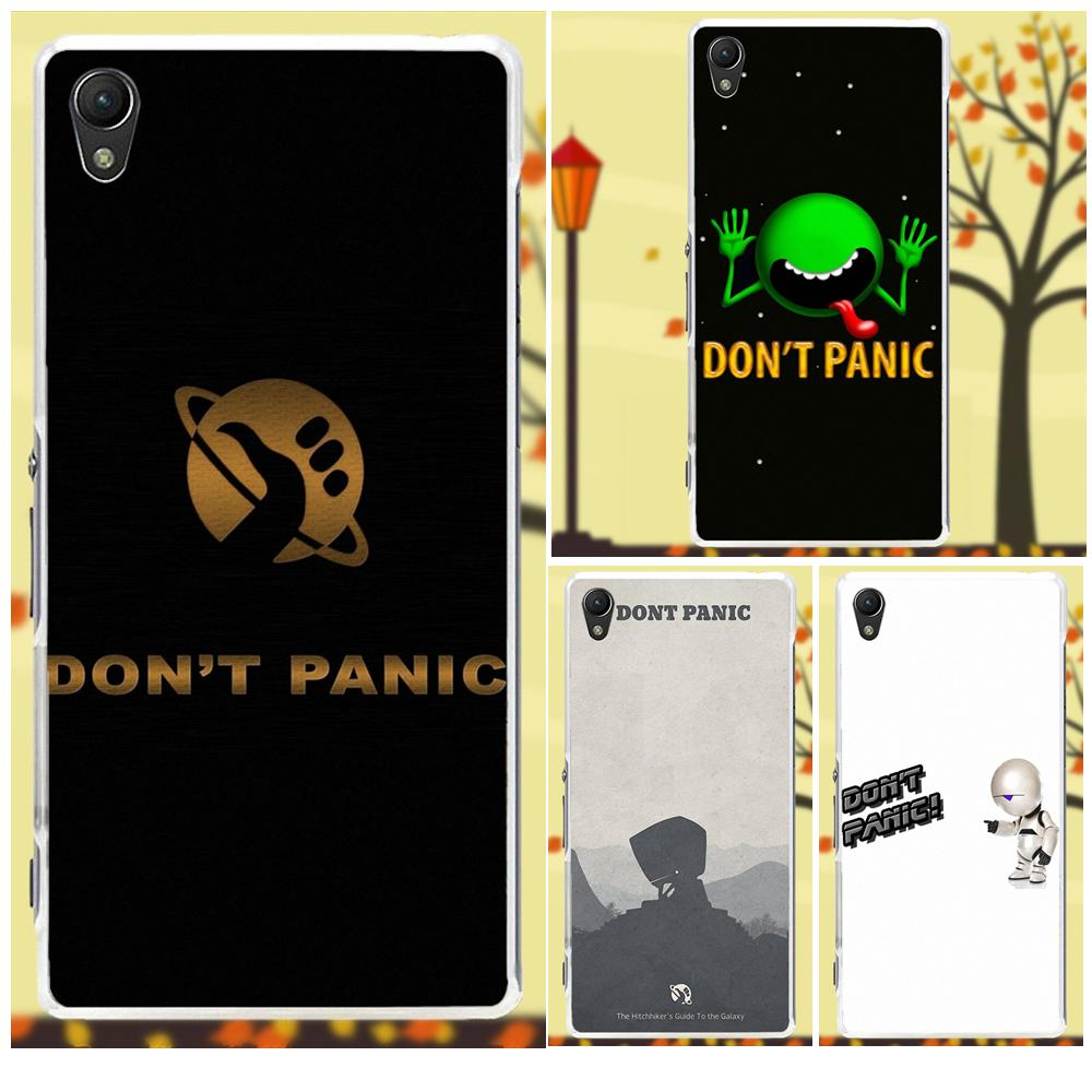 for a hitchhikers guide to the galaxy for sony xperia z z1 z2 z3 z4 rh aliexpress com Manager Guide to the Galaxy Manager Guide to the Galaxy