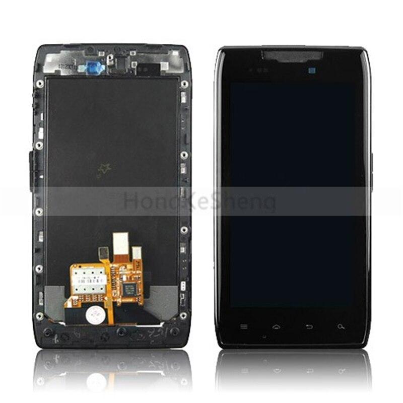 Remplacement complet d'écran avant d'oem pour Motorola DROID RAZR XT910 XT912