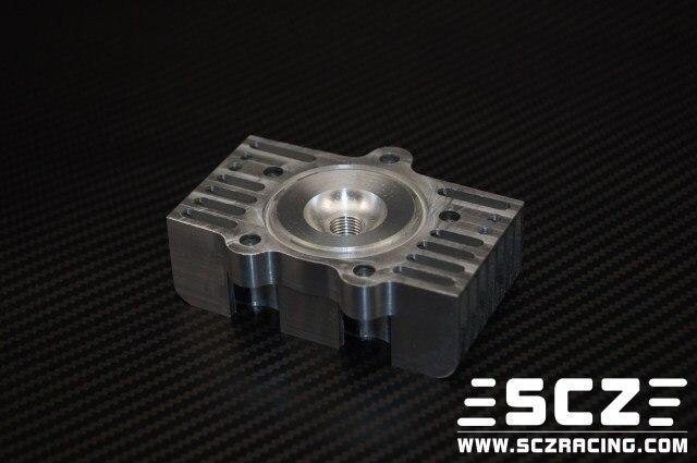 2018 SCZ-E290 cooling tank top scz rennmotor zylinder-header NEW scz e290 crankcase