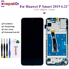 Original Lcd With Frame For Huawei P Smart 2019 LCD Display Touch Screen Digitizer Assembly For Huawei P Smart 2019/Enjoy 9S Lcd for huawei p smart 2019 lcd display touch screen digitizer assembly pepair parts p smart 2019 display with frame replacement